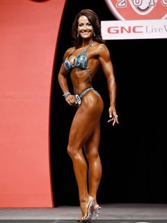 Erin Stern Has Quickly Risen To The Top As A Pro Figure Competitor And Her Fans Have A Tremendous Amount Of Respect For Her, As Do We