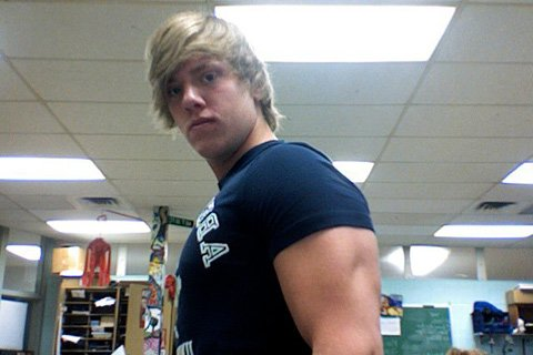 I Decided Right Then And There That I Would Do Anything To Get Arms Like Peter Putnam
