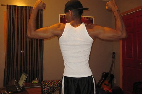 I Began To Lift Seriously And Really Tried To Gain Some Weight And Strength