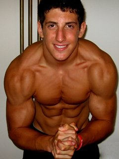 I Look Forward To Getting That Pump Every Time I Go To The Gym