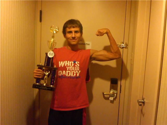 The victim. teen bodybuilding competitions name? thanks