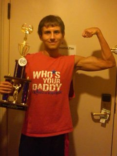 I Competed In My First Bodybuilding Contest Where I Placed In The Top 5 In The Teen Class