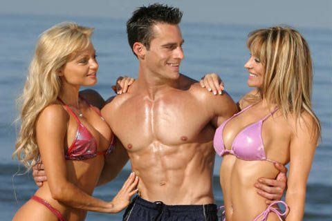 It Is Common For Young Men To Associate Muscles With Getting The Girls Or Being Popular.
