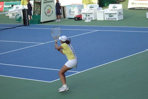 Tennis Is A Very Good Type Of Sport To Work On Both Your Strength And Anaerobic Capacity.