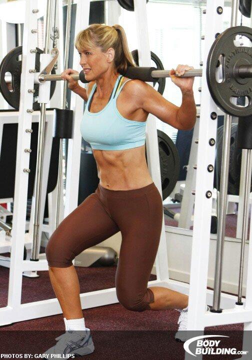 Terri Irwin Bodybuilding