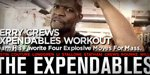 Terry Crews' Expendables Workout: Learn His Favorite Four Explosive Moves For Mass.