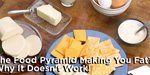 The Food Pyramid Making You Fat? Why It Doesn't Work!