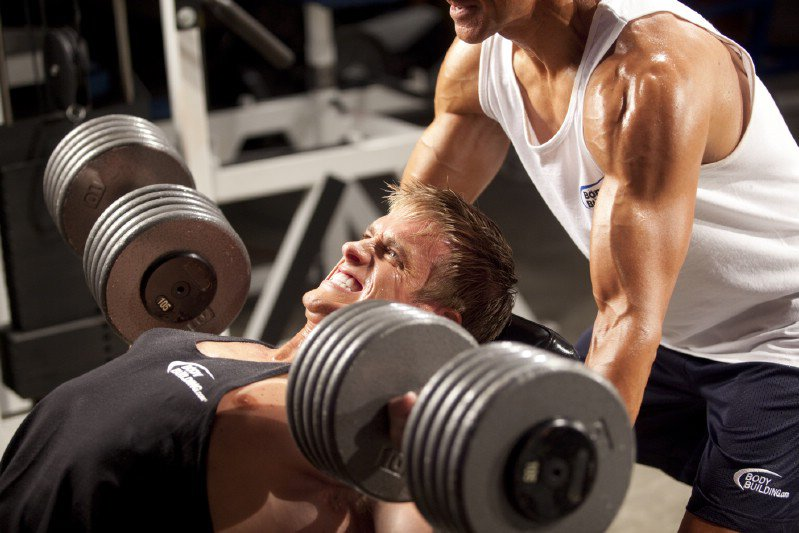 Gym Body Building Workout