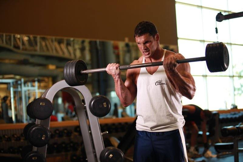We Look For A Certain Type Of Pain When Chasing The Pump - It's What Drives The Workout.