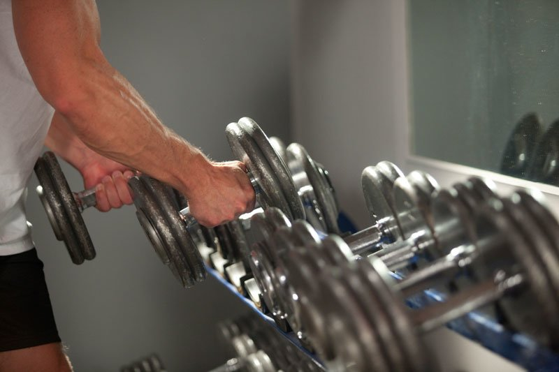 The Weight Should Be Light Enough That You're Not Struggling To Maintain Your Cadence.