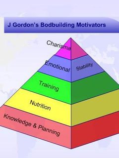 Jason's Bodybuilding Hierarchy Of Needs.