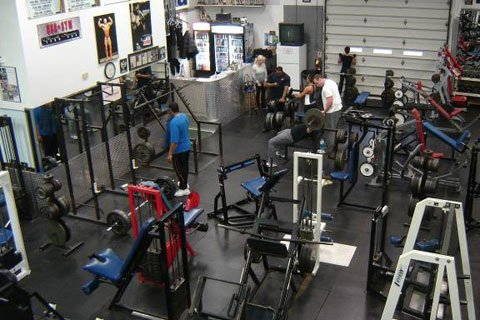 We Wanted A Gym Where You Could Train Hard, Slam The Plates, Use Chalk And Play Loud Music.