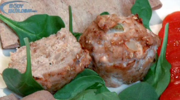 Turkey Meatloaf Muffins Turkey Meatloaf Muffins