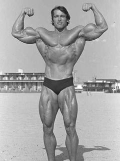 Elite Athletes Like Arnold Schwarzenegger And Frank Zane Know The Importance Of A Positive And Strong Mind.