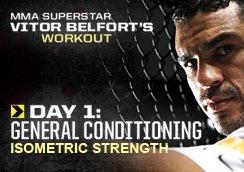 Part 3: Isometric Strength