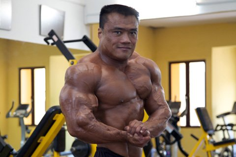 Hong - Ripped, Hard And Larger Than Ever - Is Indeed A Different Bodybuilder To The One That Last Competed In 2007.