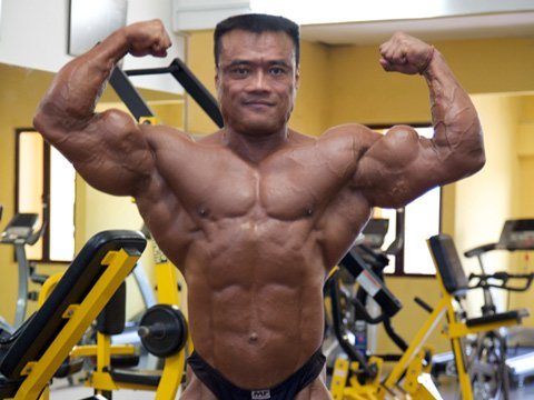 I Want To See How Far I Can Go In Bodybuilding.