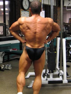 Your Calves And Hamstrings Have To Be Flexed