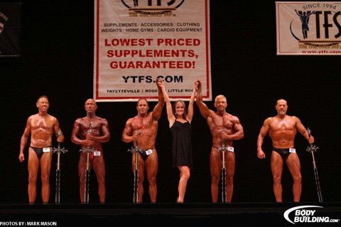 You Have To Choose A Contest That Is Most Applicable To Your Physique Level
