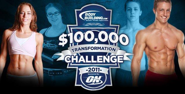 $100,000 Transformation Challenge 2011