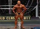 2011 Arnold Classic Most Muscular & Best Posing Awards Replay!