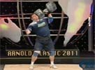 2011 Arnold Classic Men's Finals Strongman Competition Replay!