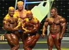 2011 Arnold Classic Men's Finals Posedown Replay!