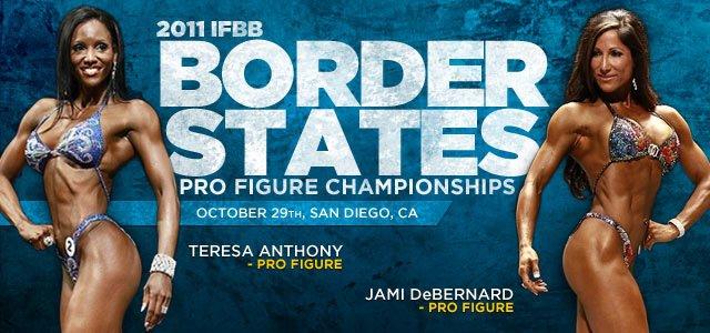 2011 IFBB Border States Pro Figure