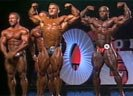 Olympia 202 Showdown Top 6 Comparisons Replay