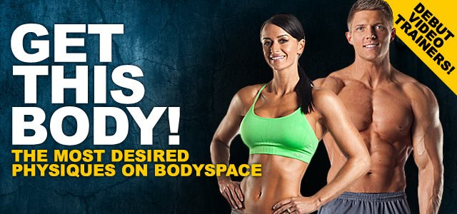 Learn How Our 2011 BodySpace Spokesmodel Winners Can Help You Transform!