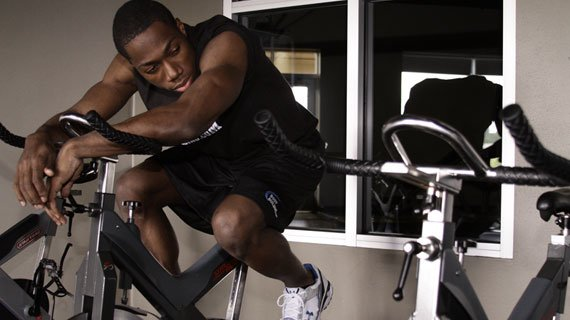 Does your trainer just make you want to go home?