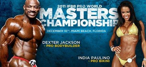 2011 IFBB Pro World Masters Championships