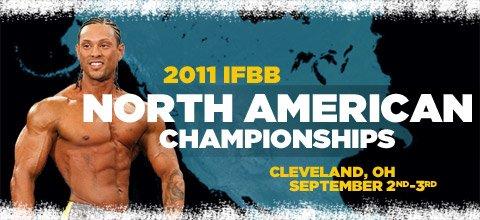 2011 IFBB North American Championships