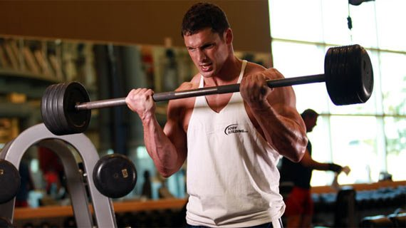 Reduce The Volume Of Your Workouts While Keeping The Intensity High.