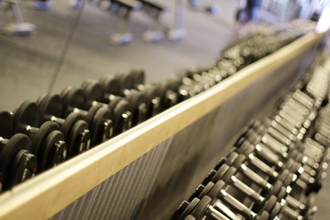 A rack of dumbbells and a few machines do not a gym make.