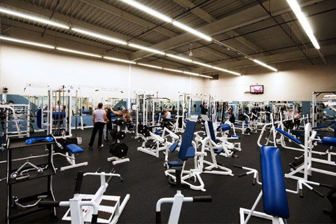 You don't have to use trial an error to find a good floor plan. See what other succesful gyms are doing.