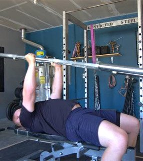 Double Barbell Press