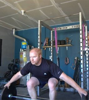 Pinch-Grip Deadlift