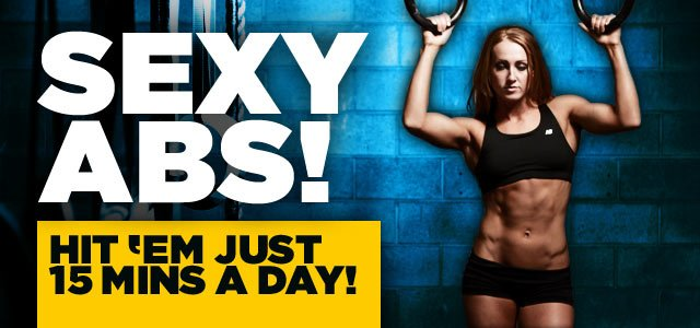 Abs In 15 Minutes A Day