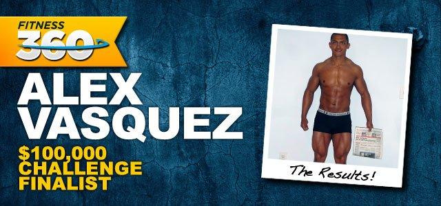 Alex Vasquez's 100K Fitness Program