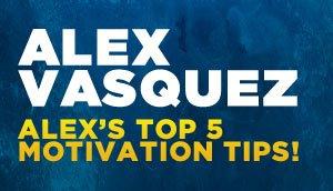 Alexander's Inspiration & Motivation
