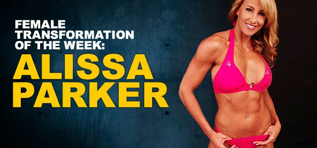 Alissa Lost 23 Pounds And Cut Her Body Fat To Get Back Into Competition Shape!