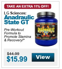 Pre-Workout Formula to Promote Stamina & Recovery!*
