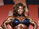 The Arnold Classic Ms. International Photos!