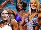 2011 Ms. International, Fitness & Figure Int'l Finals Prejudging Wecast Replay!
