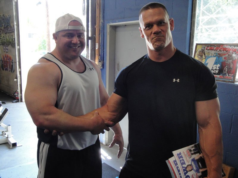 What s john cena s forearm routine bodybuilding com forums