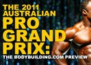 Australian Pro Grand Prix Preview