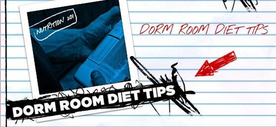 Dorm Room Diets