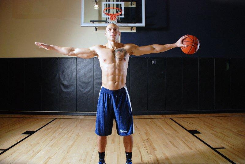 Workout program basketball players