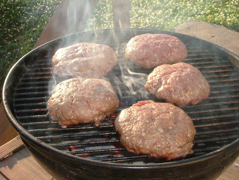 There's Nothing Like The Fresh Outdoors And Throwing A Thick Steak Or Juicy Burger On The Grill